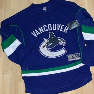 VANCOUVER CANUCKS NHL Official Jersey Official - Lightweight